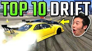 TOP 10 DRIFTS! Insane Tandems and Drifting Compilation