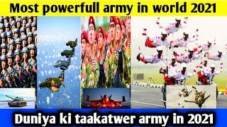 Most powerful country in world in 2021 top 10 army in the world 2021 powerful army in world My times