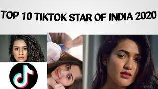 Top 10 Tiktok Star of India 2020 | Top Indian Tiktok girls & boys | Tiktok Stars list