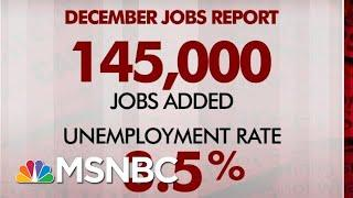 Breaking Down The Last Jobs Report Of The Decade | Morning Joe | MSNBC