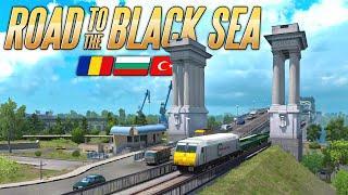 Euro Truck Simulator 2  - Road to the Black Sea | Toast