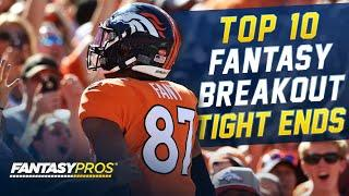 Top 10 Breakout Tight Ends for 2020 (Fantasy Football)
