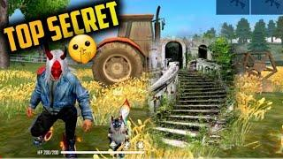 Free Fire Best New Hidden Places in Training Mode || Free Fire Top Hidden Place || You Don't Know
