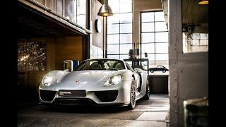 Behind the Scenes at an Iconic Porsche Birthday Party