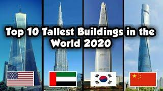 Top 10 Tallest Buildings in the World 2020
