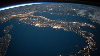 4K Earth & Space : Beautiful Relaxing Music & Views  Study Music, Sleep Music, Meditation Music