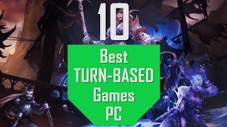 Best TURN-BASED Games | Top10 Turn Based PC Games