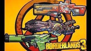 Borderlands 3 - Top 10 Weapons for Mayhem 10! (Mayhem 2.0 Best Guns)