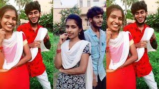 Cute Tik Tok Couples | Love & Relationship Goals | Most Beautiful Tamil Couples