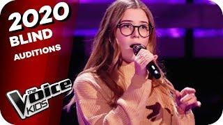 The Hunger Games - The Hanging Tree ( Anja) | The Voice Kids | The Voice Kids 2020 | Blind Auditions
