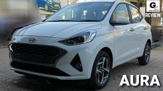 Hyundai AURA SX(O) | Top model | detailed review | features | specs | price !!!