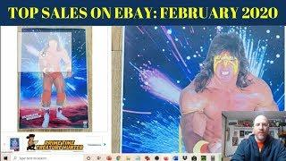 Ebay Top 10 Items Sold Items in My Store: February 2020