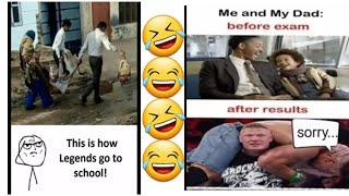 Top 10 || Best Memes of 2020 || Full of Funn || School College Times memes ||