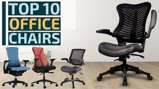 Top 10: Best Office Chairs for 2020 / Work Chairs, Computer Chairs for Working From Home