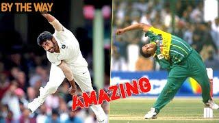 10 Amazing Bowling Actions In Cricket