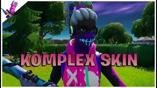 How To Place TOP 10% And UNLOCK The KOMPLEX SKIN For FREE | SOLO SUMMER SMASH CUP GAMEPLAY