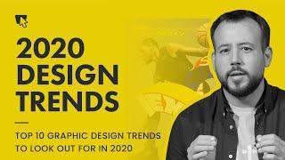 Top 10 Graphic Design Trends to Look Out for in 2020
