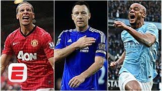 Rio Ferdinand, John Terry or Vincent Kompany: Who's the best EPL defender of all time? | ESPN FC