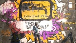 Top 10 Games For Low End PC Intel HD 520 (no Graphics Card) Vol.2 l Dying For Games