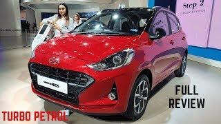 2020 Hyundai Grand i10  NIOS 1.0 Turbo Petrol Review - New Interiors, Powerful, Price