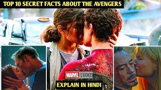 Top 10 Secret Facts About The Avengers | Hindi Explain | By Light Detail
