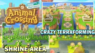 This Island Took Terraforming To A New Level - Animal Crossing New Horizons Island Tour
