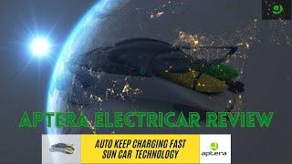 Top Solar Ev 2021 - Top Power Solar Ev Self Charging System 2021 & Record Breaking Range +1000 Mi