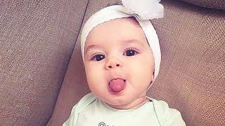 LAUGH ! Top Cute and Funny Babies All The Time -  Funny Baby Videos