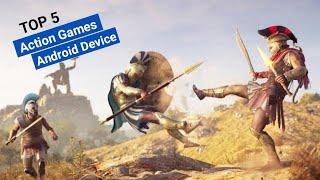 Top 10 Action Games For Android  High Graphics Action Games Android 2020  (Online/Offline)