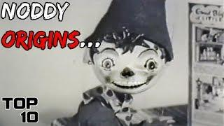 Top 10 Scary Noddy Theories That Will Ruin Your Childhood