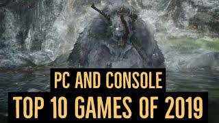 Top 10 Best Games For PC - Xbox - PS4 Games 2019 - Year's End