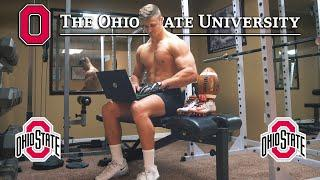 Day in the Life at Ohio State as an Online Student in Quarantine