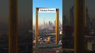 10 Best Place to Visit in Dubai | 10 Top Tourist Place Dubai | UAE 10 Best Beautiful Place #Short