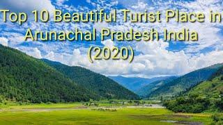 Top 10 Beautiful Turist Place  in Arunachal Pradesh India |Dipu Nath