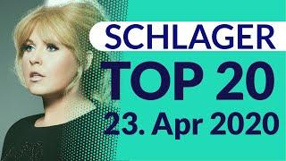 SCHLAGER CHARTS 2020 - Die TOP 20 vom 23. April