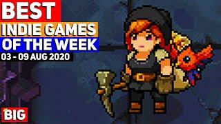 Top 10 BEST NEW Indie Games of the Week: 03 Aug - 09 Aug 2020