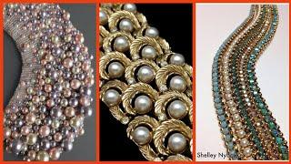 Latest Top10! Very Beautiful pearl Work Embroidery For Dresses // Pearl work Embroidery designs 2020