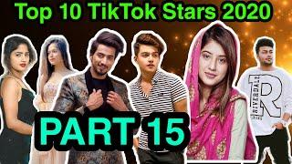 Top 10 Rising Tik Tok stars in India 2020 Part 15 | Top 10 Tik Tok stars