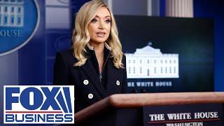 Kayleigh McEnany holds a press briefing at White House | 10/1/20