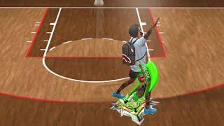 """LEGEND MIDGET 5'7"""" SHARPSHOOTER DESTROYS AT THE COMP STAGE 1V1 COURT IN NBA2K20! BEST JUMPSHOT?"""