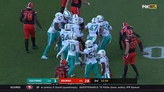 Miami Dolphins Top 10 Defensive Plays from the 2019 season