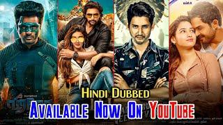 Top 10 Big New South Hindi Dubbed Movies Available On YouTube | Last Month All Movies 2020 | Hero |