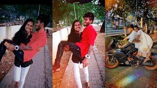 Cute Tik Tok Couples | Love & Relationship Goals | Most Beautiful Tamil Couples #5