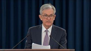 Powell Says Economic Outlook Favorable, Fed Policy 'Well-Positioned'