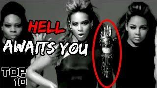 Top 10 Scary Messages In Songs Played In Reverse