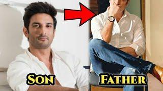 Top 10 Real Life Father Of Bollywood Actors || Sushant Singh Rajput, Salman Khan, Siddhartha