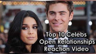 I Watched Top 10 Celebrities You Didn't Know Were In Open Relationships