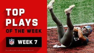 Top Plays from Week 7 | NFL 2020 Highlights