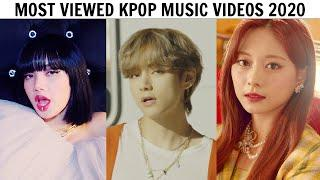 [TOP 100] MOST VIEWED KPOP MUSIC VIDEOS OF 2020 | December Year-End