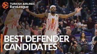 Best Defender Candidates